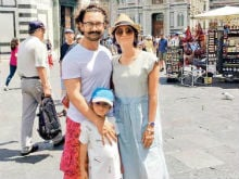 Aamir Khan Is On Holiday In Italy With Wife And Son. First, Rome
