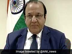 Achal Kumar Joti Takes Over As New Chief Election Commissioner