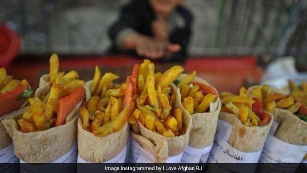 afghan burger