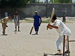From Refugee Camps To Lord's: Dizzying Rise Of Afghan Cricket