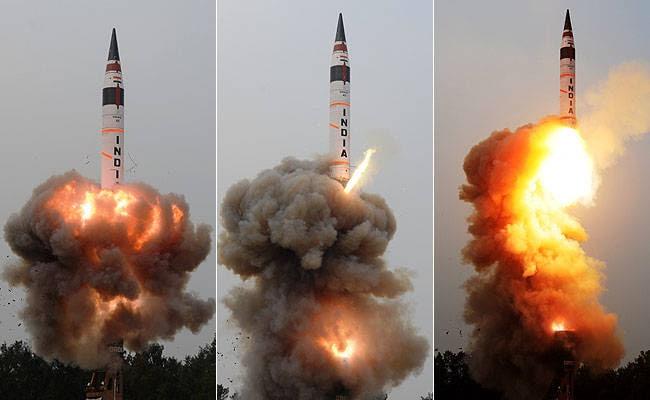 पूरे चीन को निशाना बना सकने वाली मिसाइल बना रहा है भारत : अमेरिकी विशेषज्ञ