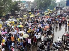 Traders Hit The Streets In Gujarat In Protest Against Goods And Services Tax