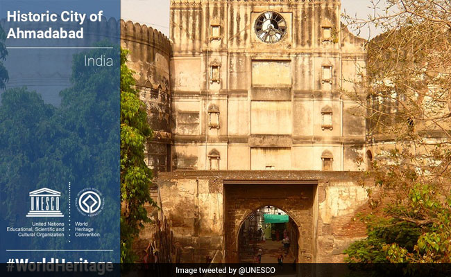 Historic city of Ahmedabad added to UNESCO's World Heritage List
