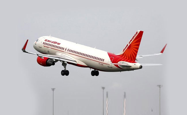 Air India Express Diverted After Man Complains Of Stomach Ache