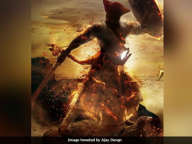 Taanaji First Look: Ajay Devgn Stars As Legendary Maratha Warrior
