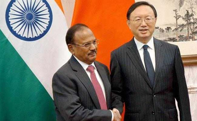 NSAs of China, India meet amid Sikkim impasse