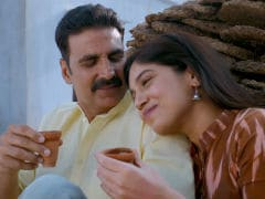 In <i>Toilet: Ek Prem Katha</i>'s <i>Bakheda</i>, Akshay Kumar And Bhumi Pednekar Define Love