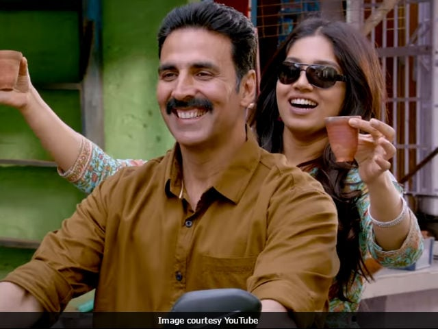 Toilet: Ek Prem Katha Leaked Online, Akshay Kumar Urges Fans To 'Fight Against Piracy'
