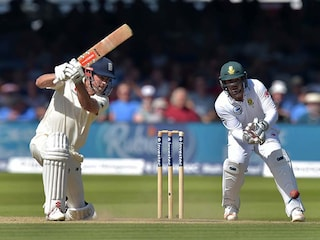 1st Test: Alastair Cook Puts England In Drivers Seat On Day 3