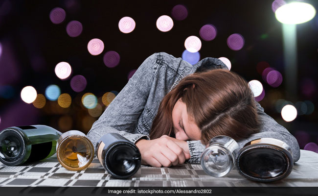 Teenage Binge Drinking: Excessive Alcohol May Alter Memory