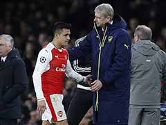 Alexis Sanchez Saga Won't Ruin Arsenal, Says Arsene Wenger