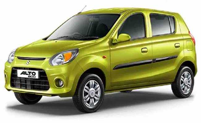 The Alto has been one of the best-selling cars in India