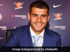 Alvaro Morata Completes Chelsea Move, Targets Silverware