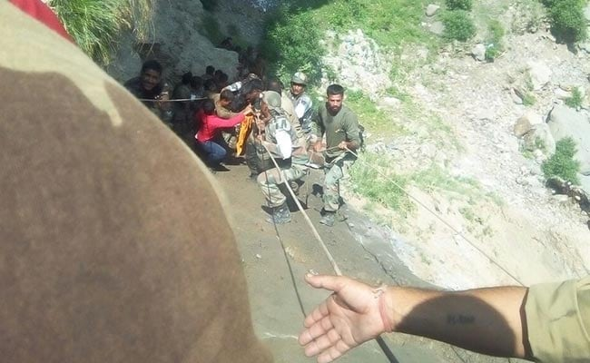 amarnath rescue 650