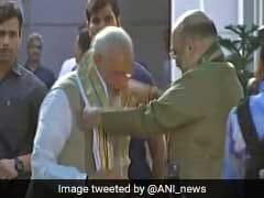 PM Modi Leads BJP Meeting, Venkaiah Naidu Front-Runner For Veep