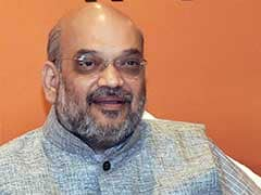 Rajya Sabha Election 2017: Amit Shah, Smriti Irani and Ahmed Patel -- 3 Heavyweights In Gujarat