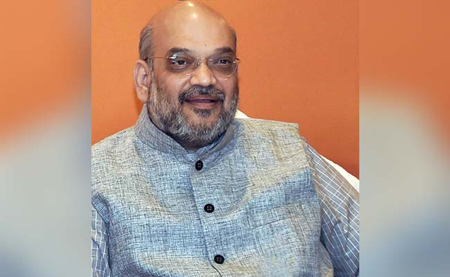 BJP Chief Amit Shah To Be On 3-Day Visit To Bhopal From Tomorrow