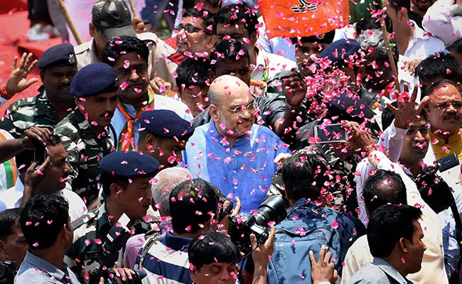 Internal party democracy crucial: Amit Shah