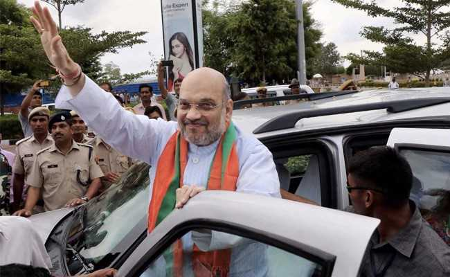 Smriti Irani, Amit Shah to contest Rajya Sabha elections from Gujarat