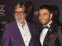 रणवीर सिंह की इस बात से खफा हुए अमिताभ बच्चन, ट्वीट कर जताई नाराजगी