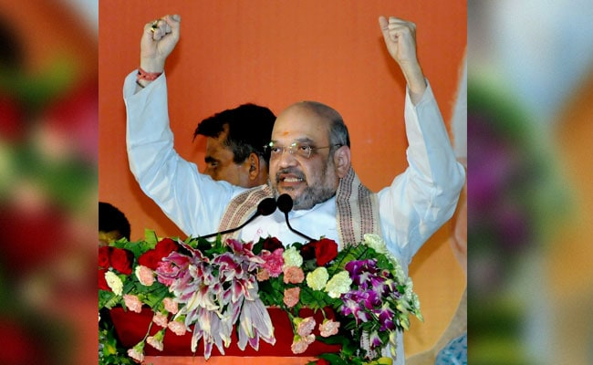 Naveen Patnaik Keeping Odisha 'Backward', Says Amit Shah