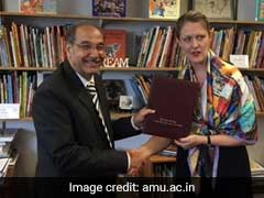 Aligarh Muslim University Signs MoU With Brooklyn College, New York
