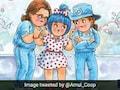 Amul Hails 'Buttereen Pradarshan' Of Women In Blue. Social Media Cheers