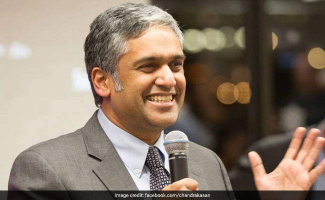 India-Born Academician Named Dean Of MIT's Engineering School