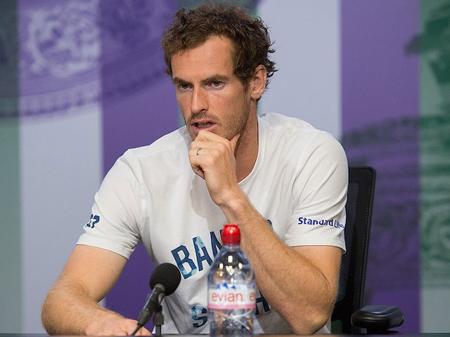 Wimbledon 2017: Andy Murray Corrects Journalist On Casual Sexism, Fans Love It