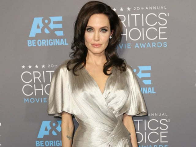 What Angelina Jolie Says About Controversial Auditions Of Cambodian Children