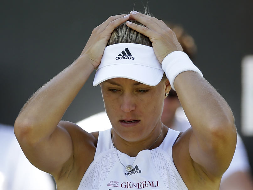Angelique Kerber Crashes Out Of Wimbledon, Loses World No. 1 Ranking