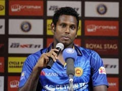 Angelo Mathews Relinquishes Sri Lanka Captaincy In All Three Formats After Defeat To Zimbabwe