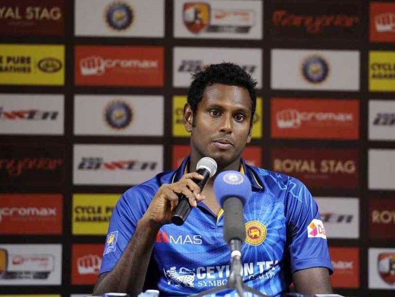 Hope Angelo Mathews Can Do Something Special For Us With Ball: Thisara Perera