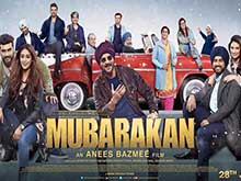 <i>Mubarakan</i>: Anil Kapoor Introduces The Entire Family In The New Poster