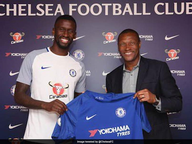 Chelsea Sign German Defender Antonio Rudiger From Roma