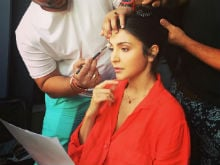 Post Vacation, Anushka Sharma Shoots For Sanjay Dutt Biopic In New York