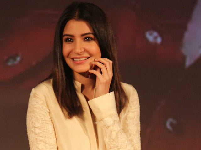 Anushka Sharma unmoved by nepotism claims