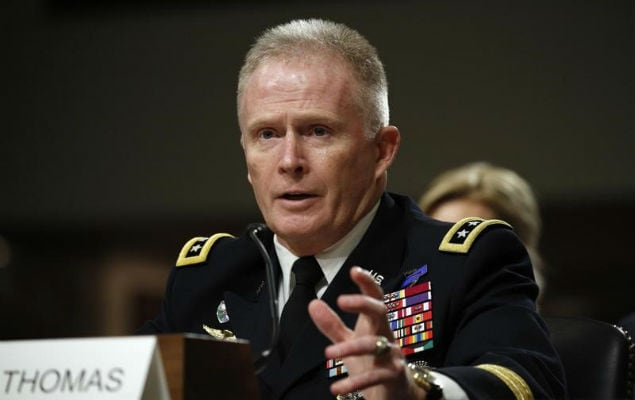 Russia Not Reason For US Ending CIA Arms To Syria Rebels: General