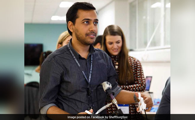 Gujarat origin boy, who just graduated, is England's youngest doctor to start work