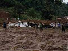 14 Feared Dead, Many Trapped In Massive Arunachal Pradesh Landslide