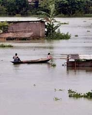 People In Assam's River Islands Miss Citizen List Hearings Due To Floods