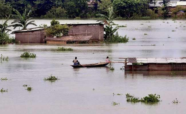 PM Modi Announces Rs 2 Lakh Compensation For Those Killed In Assam, Rajasthan Floods