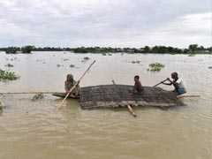 Flood Situation Worsens In Parts Of North East, 4 Dead In Assam