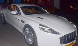 Ranveer Singh Gifts Himself An Aston Martin Rapide S; Takes Deepika Padukone For A Drive