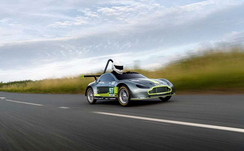Here's An Aston Martin That's Powered By Gravity