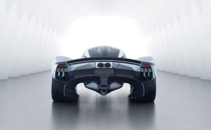 aston martin valkyrie aerodynamics