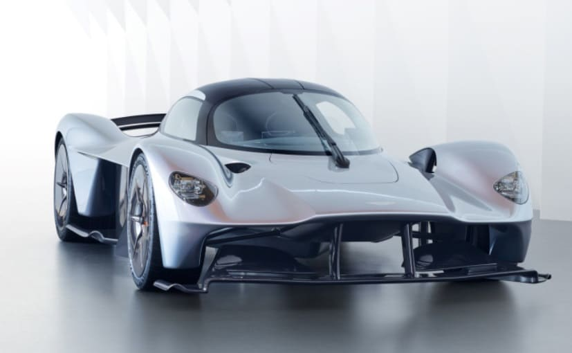 Aston Martin Valkyrie Hypercar Nears Production; Interior and Exterior Details Showcased