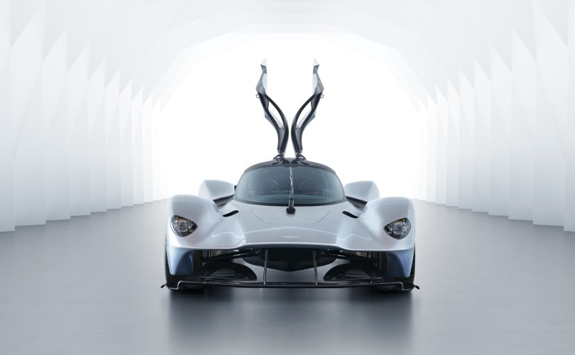 How Aston Martin Managed To Save Weight On The Valkyrie Hypercar
