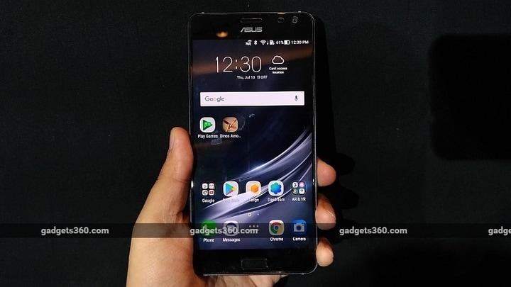 Asus ZenFone AR भारत में लॉन्च, इसमें है 8 जीबी रैम और गूगल डेड्रीम सपोर्ट