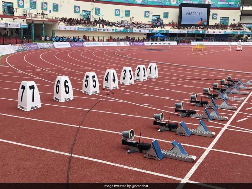 Asian Athletics Championships: Indian Men's 4x100m Relay Team Disqualified For Crossing Lane